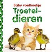 Baby voelboekje  -   Troeteldieren