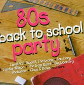 80'S Back To School Party