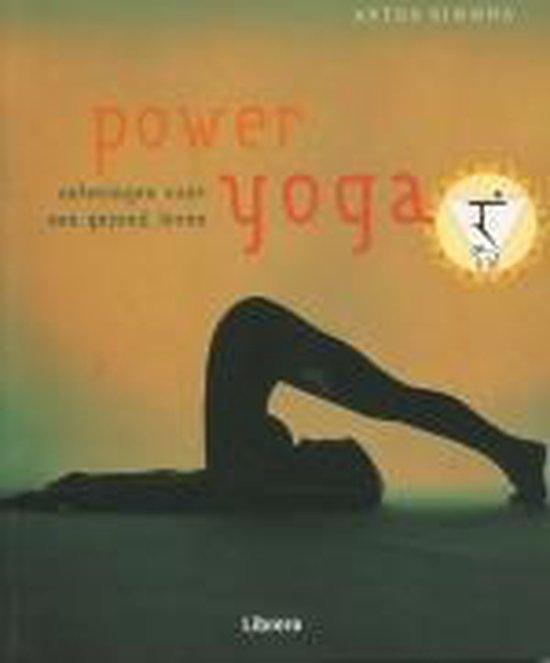 Power Yoga - Anton Simmha |