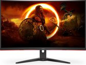 AOC C32G2ZE - Curved Gaming Monitor - 240hz - 32 inch