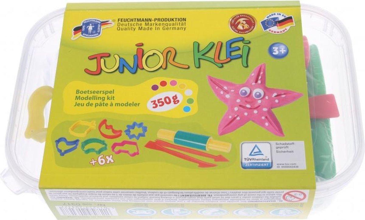 Juniorknet Klei Set One for Two - Box Midi 350 gram