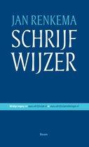 Boek cover Schrijfwijzer van Jan Renkema