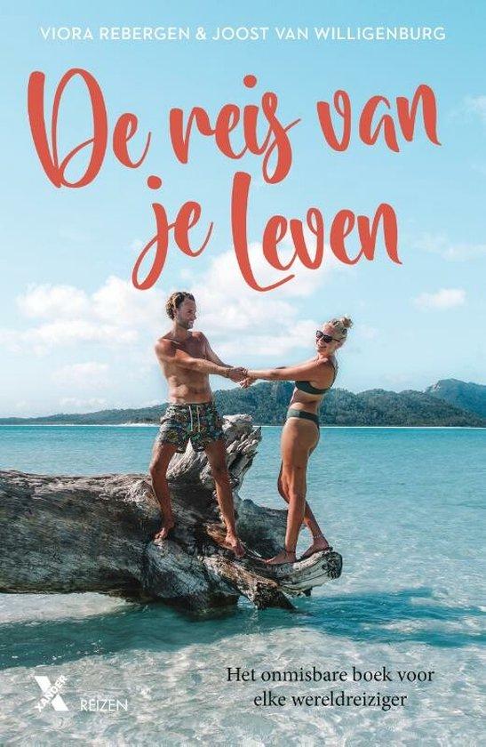 Boek cover De reis van je leven van Viora Rebergen & Joost van Willi