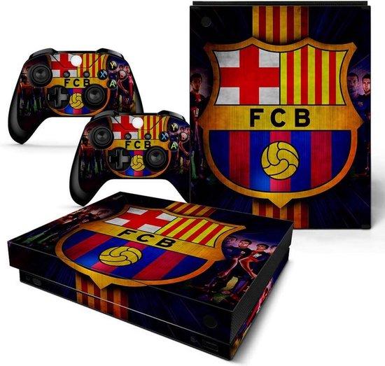 FCB Barcelona – Xbox One X skin