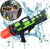 XL Waterpistool - Super soaker waterpistool - Jumbo waterkanon - Dubbel Shots supersoaker water pistool voor kinderen - Waterspeelgoed Watergeweer - Water gun met groot water reservoir - Decopatent®