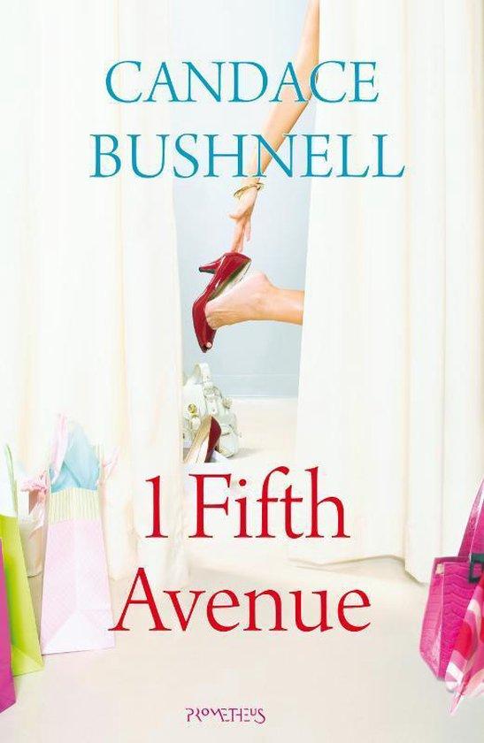 Cover van het boek '1 Fifth Avenue' van Candace Bushnell