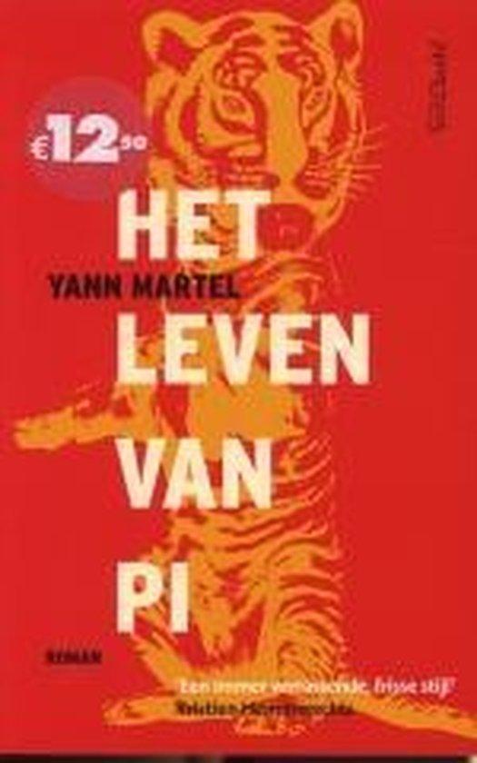 Het Leven Van Pi - Yann Martel |