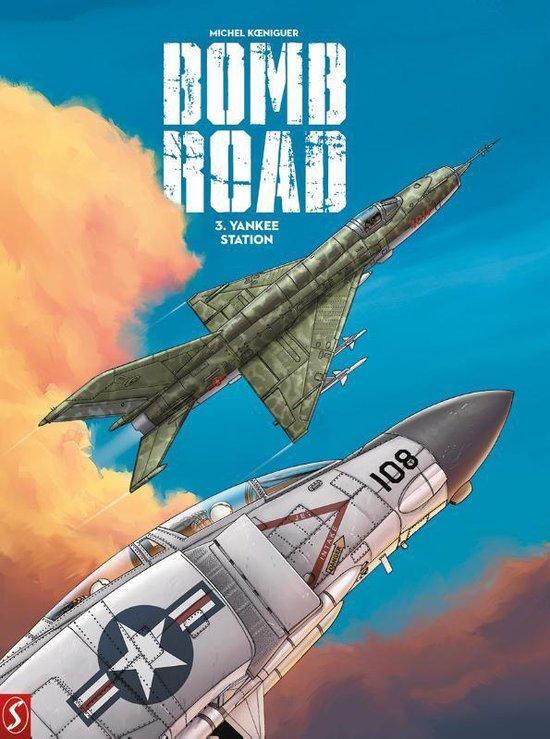 Bomb Road 3 - Bomb Road - Michel Kceniguer  