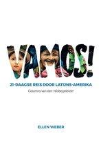 Boekomslag van 'Vamos!'