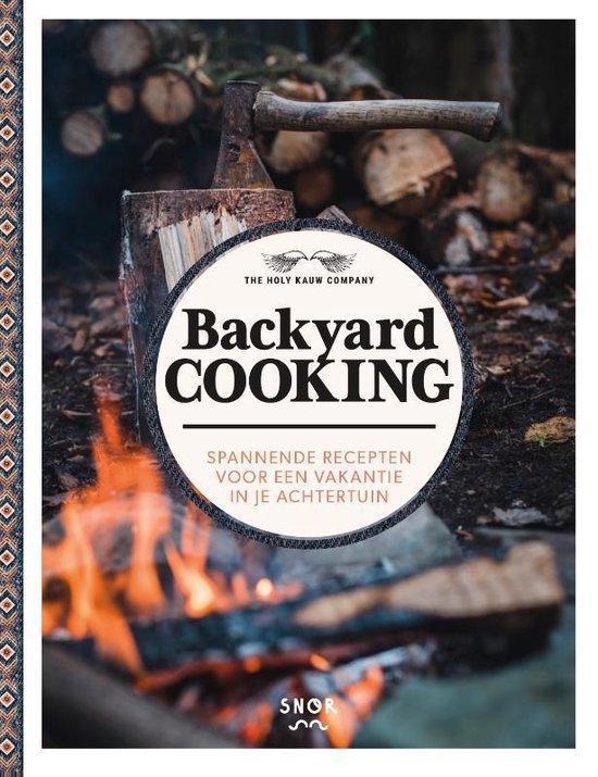 Backyard Cooking - Mireille van Elst | Fthsonline.com