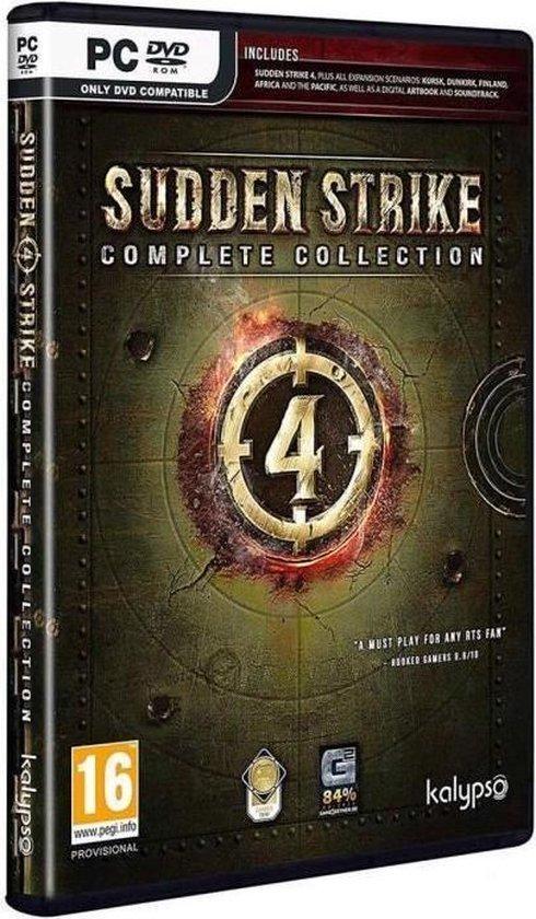 Sudden Strike 4 Compleet pc-spel