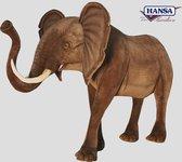 Grote Knuffel Olifant, 2.2 meter, Hansa