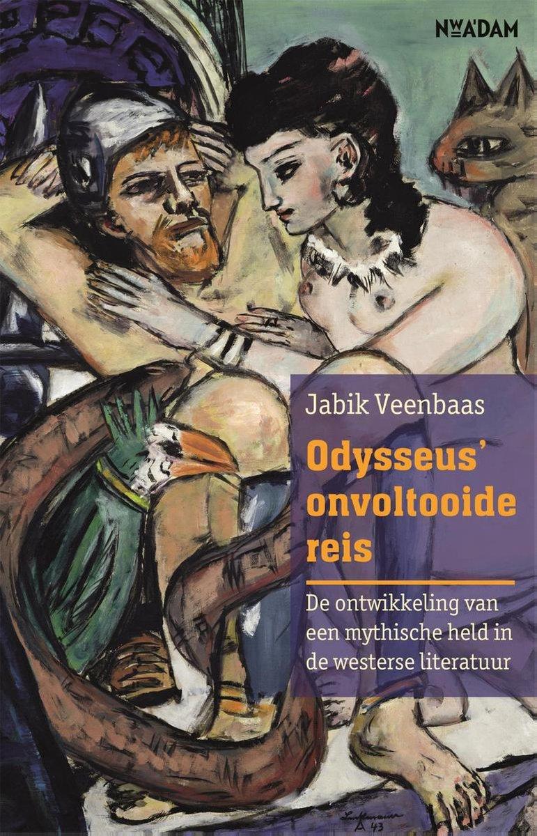 bol.com | Odysseus' onvoltooide reis, Jabik Veenbaas | 9789046827796 |  Boeken