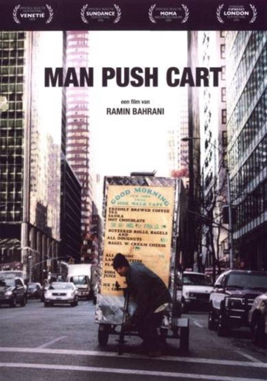 Cover van de film 'Man Push Cart'