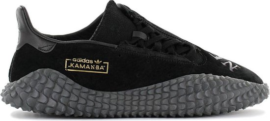 adidas Originals x NEIGHBORHOOD - Kamanda 01 NBHD - Heren Sneakers Sportschoenen Casual schoenen Zwart B37341 - Maat EU 44 UK 9.5