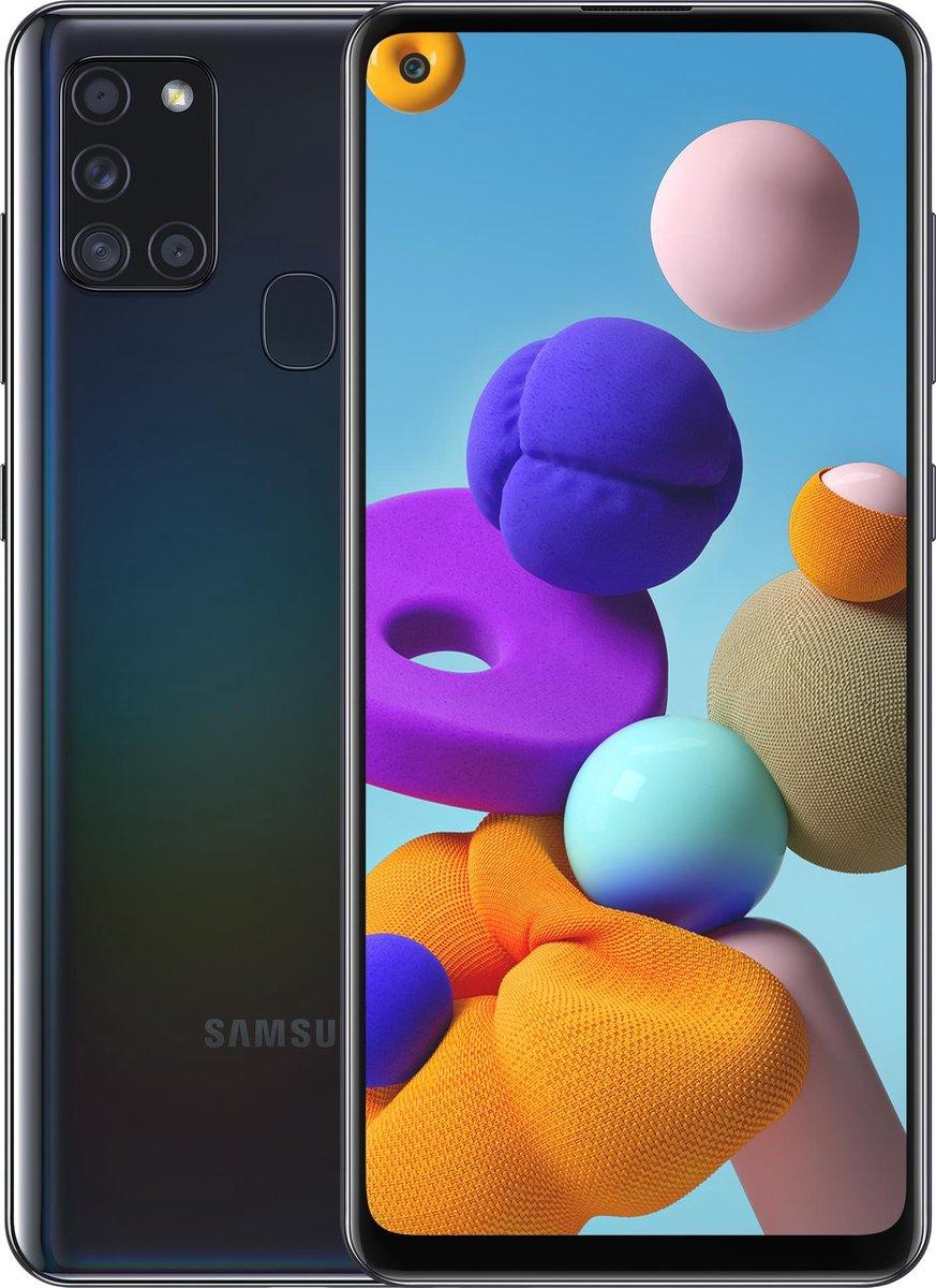 Samsung Galaxy A21 - 32GB - Zwart kopen