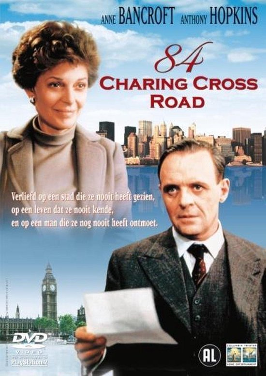 Cover van de film '84 Charing Cross Road'