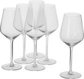 Alpina wijnglas - 37cl - witte wijn - 6 stuks