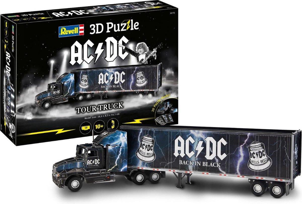 Revell: AC/DC Tour Truck (3D Puzzle)