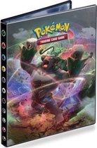 Pokémon Sword & Shield Rebel Clash 4-Pocket Portfolio - Pokémon Verzamelmap