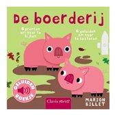 Boek cover De boerderij van Marion Billet (Hardcover)