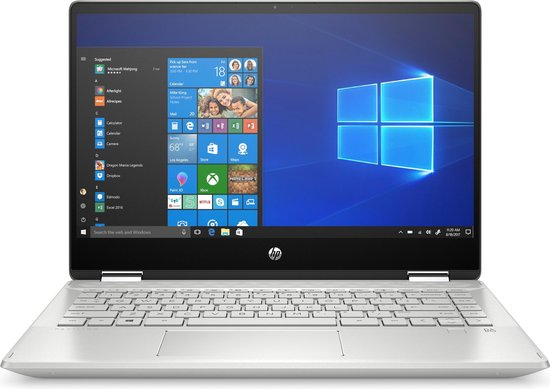 HP Pavilion x360 14-dh1720nd - 2-in-1 Laptop - 14 Inch