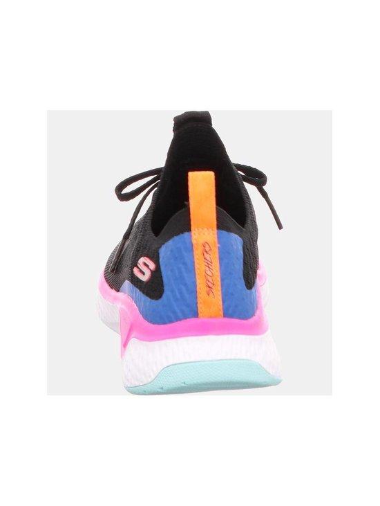 Skechers Solar Fuse Dames Sneakers - Zwart Maat 39 RNWRvP
