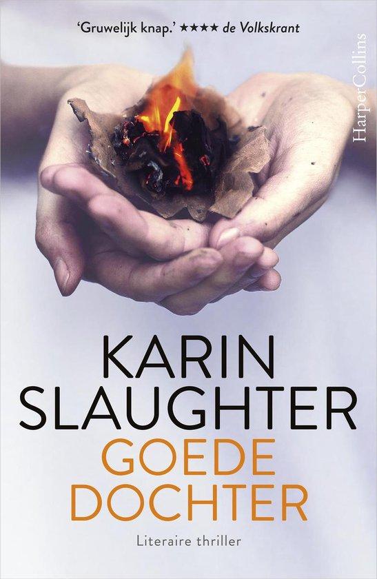 Boek cover Goede dochter van Karin Slaughter