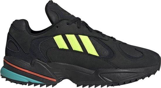 Adidas Heren Lage sneakers Yung-1 Trail - Zwart - Maat 42