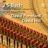 Trio Sonatas (Bwv 525 - 530) For Two Harpsichords