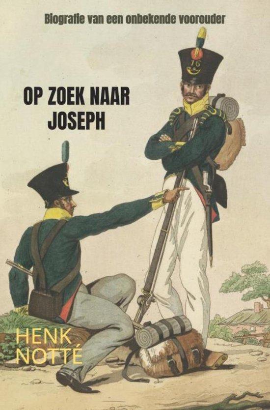 Op zoek naar Joseph - Henk Notté |