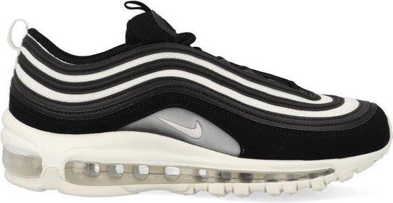 Nike Air Max 97 Platinum 921733 017 Zwart Wit 44