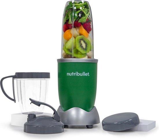 NutriBullet Pro - 9-delig - 900 Watt - Blender - Groen