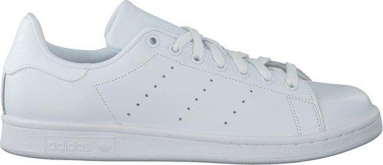 adidas Stan Smith Heren Sneakers - Cloud White/Cloud White/Cloud White - Maat 42 2/3