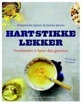 Boek cover Hartstikke lekker van Annemieke Jansen