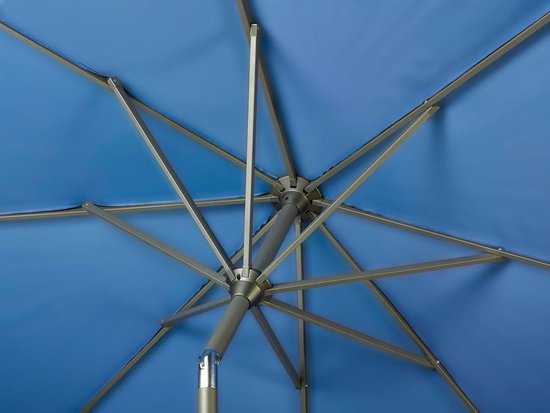 Platinum Riva stokparasol 3 m. rond - Taupe