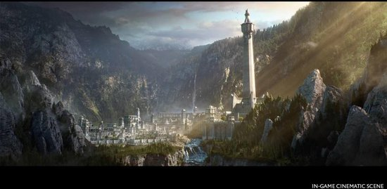 Middle-Earth: Shadow Of War - Gold Edition - Xbox One - Warner Bros. Entertainment