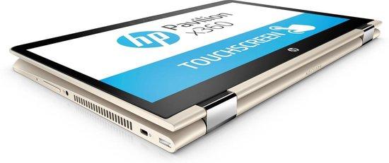 HP Pavilion x360 14-ba012nd - 2-in-1 laptop - 14 Inch