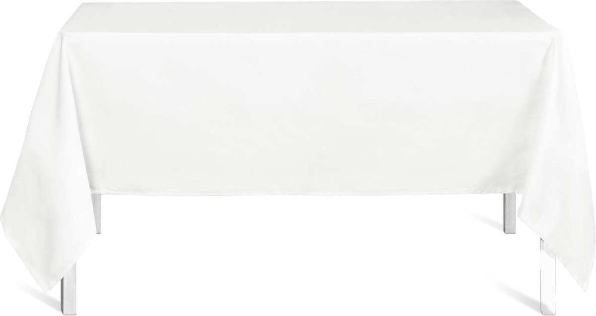 Today Tafelkleed Wit - 250 x 150cm - Today