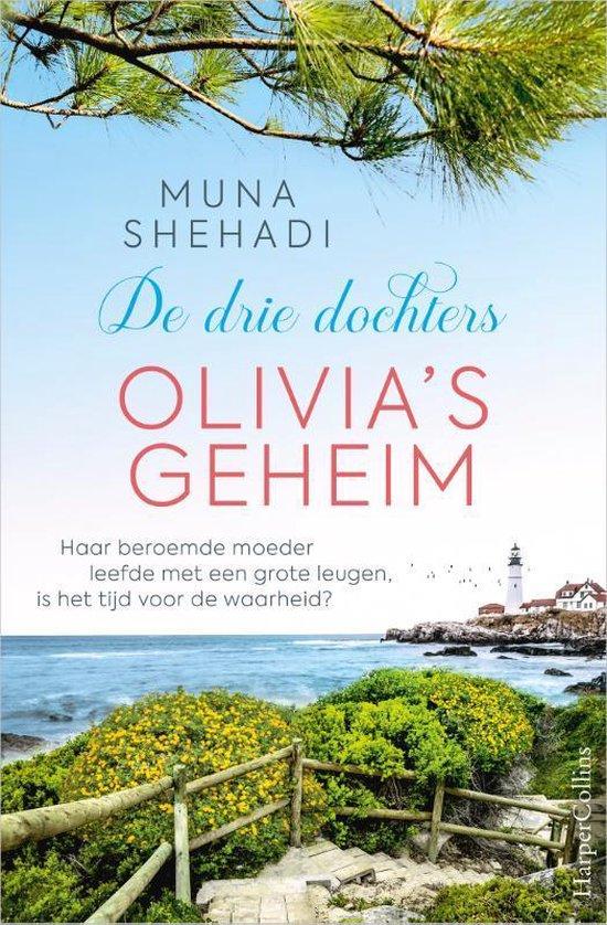 Boek cover De drie dochters 3 -   Olivias geheim van Muna Shehadi (Paperback)