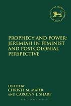 Boek cover Prophecy and Power van Maier Christl M