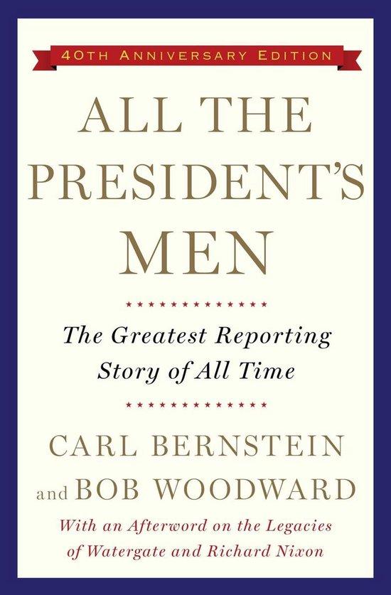 Afbeelding van All the Presidents Men