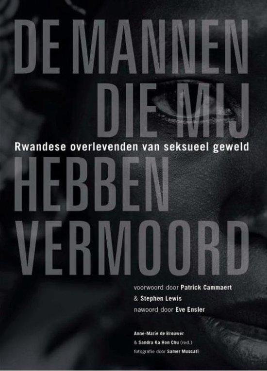 Cover van het boek 'De mannen die mij hebben vermoord / druk 1' van A.M. de Brouwer
