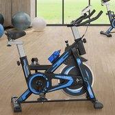 Hometrainer RapidPace / Fitness Fiets - Blauw bike
