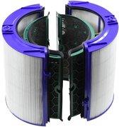 Plus.Parts HEPA en Actief Koolstoffilter Set geschikt voor Dyson DP04, HP04 en TP04