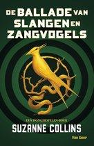 De Hongerspelen - De ballade van slangen en zangvo