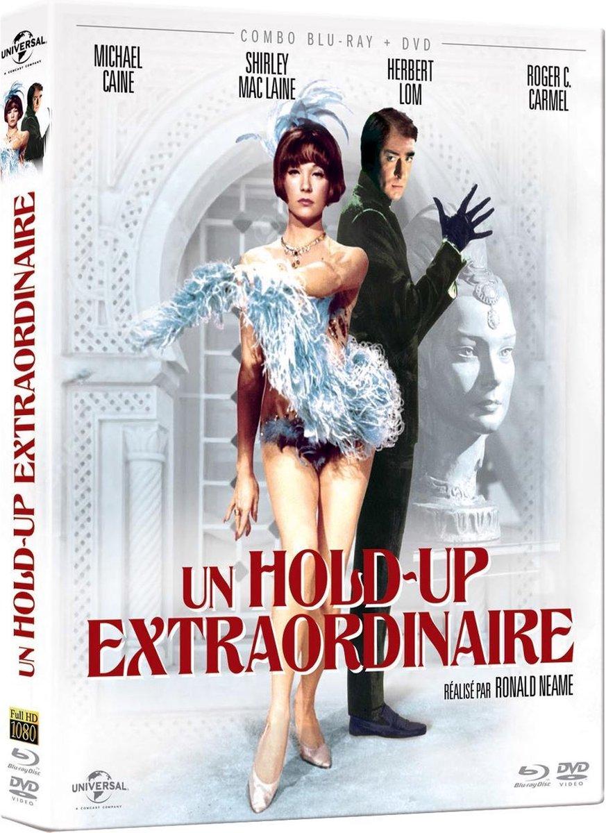 Un Hold-Up Extraordinaire - Combo Blu-Ray + DVD-