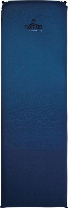 NOMAD Perth 10.0 - Slaapmat - 198 x 63 x 10 - Blauw