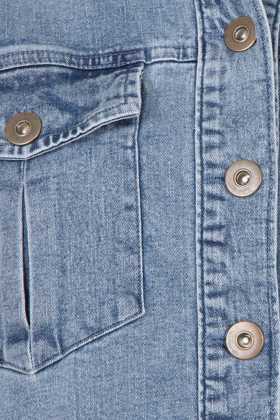 Miss Etam Studio Denim Jacket Medium Denim