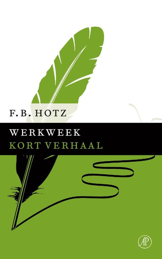 Werkweek - F.B. Hotz pdf epub